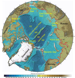 Arctic Ocean MarineSpecies Introduced Traits Wiki