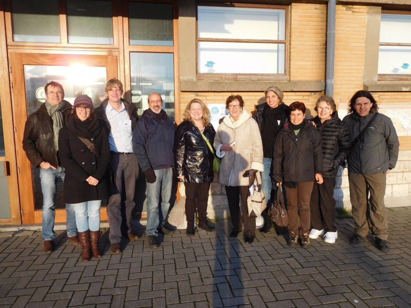 First Ascidiacea Editors Meeting